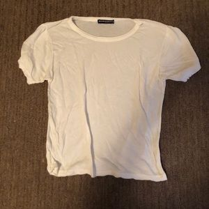 Brandy Melville White T-shirt